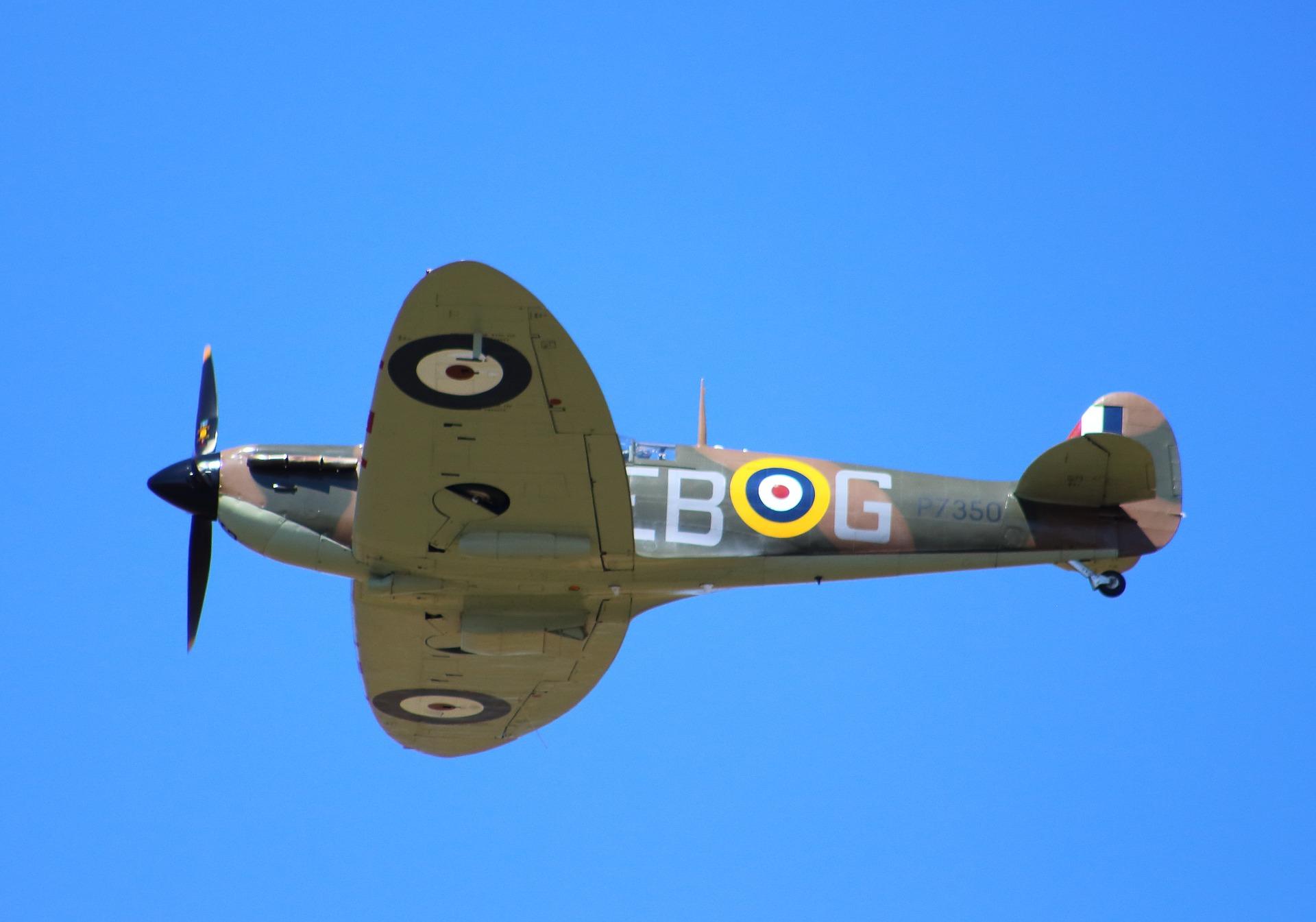 spitfire-1510828_1920